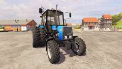 MTZ-Belarus 1025 v1.1 for Farming Simulator 2013