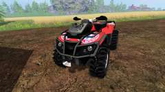 Can-Am Outlander 1000 XT [FCB]