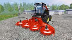 John Deere 7180 [black and red edition]