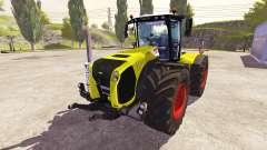 CLAAS Xerion 5000 Trac VC v2.0 for Farming Simulator 2013