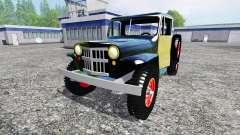 Jeep Pickup 1956