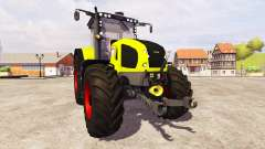 CLAAS Axion 950 v2.0 for Farming Simulator 2013