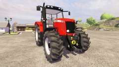 Massey Ferguson 5475 v2.1 for Farming Simulator 2013