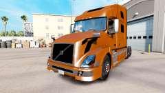 Volvo VNL 780 v1.0.0 for American Truck Simulator