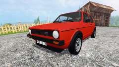 Volkswagen Golf I GTI 1976 v1.1