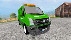Volkswagen Crafter Service [pour galax]