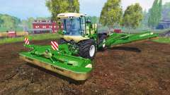 Krone Big M 500 v2.0 for Farming Simulator 2015