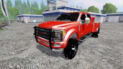 Ford F-450 2017 [welding rig]