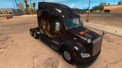 Skin Peterbilt 579 Mad Max for American Truck Simulator