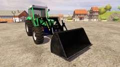 Torpedo 7506 FL for Farming Simulator 2013