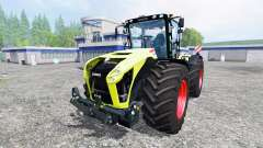 CLAAS Xerion 4500 v2.5