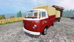 Volkswagen Transporter T2B [trailer] v1.1