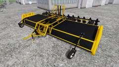 Alloway Topper for Farming Simulator 2015