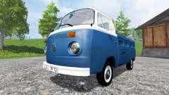 Volkswagen Transporter T2B 1972 v1.1