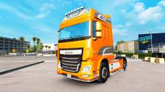 DAF XF Euro 6 for American Truck Simulator