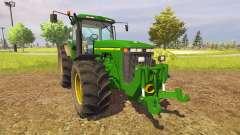 John Deere 8400 v1.3 for Farming Simulator 2013