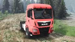 MAN TGS 18.440 4х4 [03.03.16] for Spin Tires