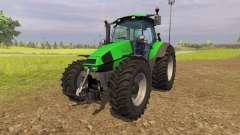 Deutz-Fahr Agrotron 120 Mk3 v2.0 for Farming Simulator 2013