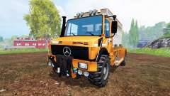 Mercedes-Benz Unimog [special] for Farming Simulator 2015