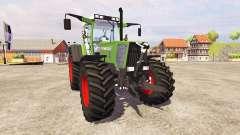 Fendt Favorit 818 Turbomatic v0.9 for Farming Simulator 2013