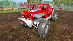 Jeep Hurricane Twin Hemi