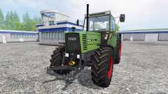 Fendt Farmer 312 LSA v3.0.02 for Farming Simulator 2015