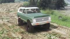 Chevrolet K5 Blazer 1975 [03.03.16] for Spin Tires