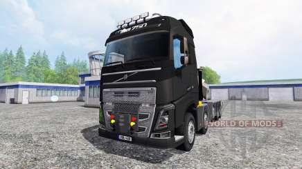 Volvo FH16 750 10X4 for Farming Simulator 2015