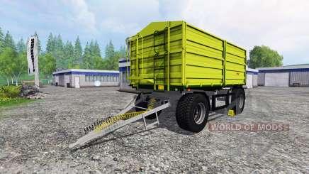 Fliegl DK 180-88 for Farming Simulator 2015