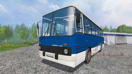 Ikarus 260 for Farming Simulator 2015