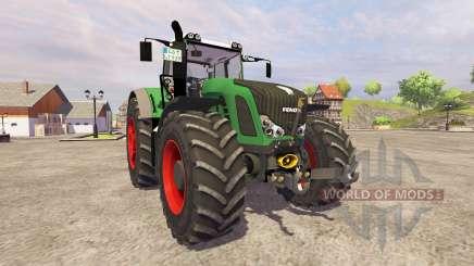 Fendt 939 Vario v3.0 for Farming Simulator 2013