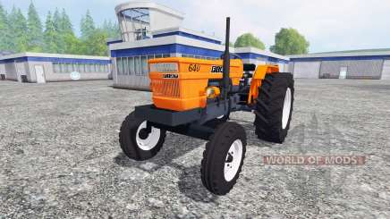 Fiat 640 v2.0 for Farming Simulator 2015