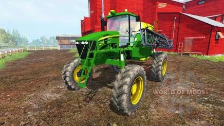 John Deere 4730 Sprayer v1.1 for Farming Simulator 2015