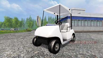 The Golf cart for Farming Simulator 2015