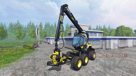 PONSSE Scorpion 6x6 v2.0 for Farming Simulator 2015