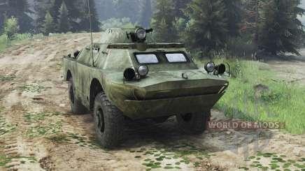 BRDM-2 [03.03.16] for Spin Tires