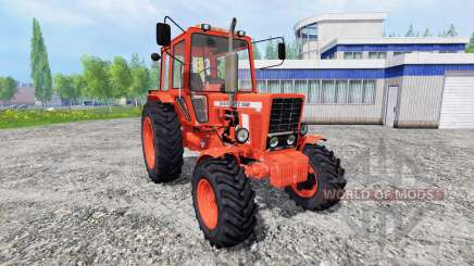 MTZ-552 Belarusian for Farming Simulator 2015