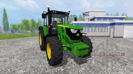 John Deere 6115M [washable] for Farming Simulator 2015