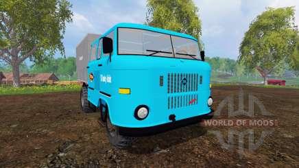 IFA W50L Service for Farming Simulator 2015