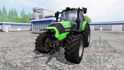 Deutz-Fahr Agrotron 6190 TTV for Farming Simulator 2015