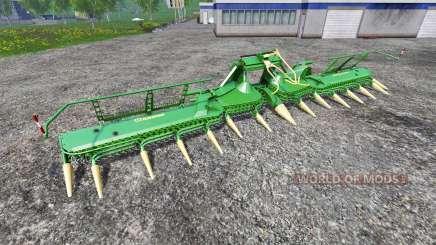Krone Easy Collect 1053 for Farming Simulator 2015