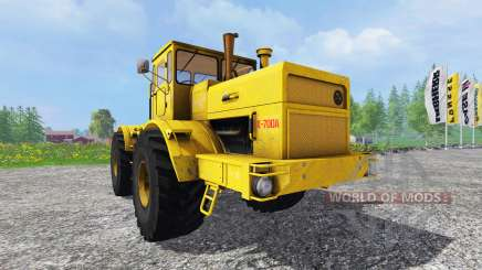 K-700A kirovec 4x4 for Farming Simulator 2015