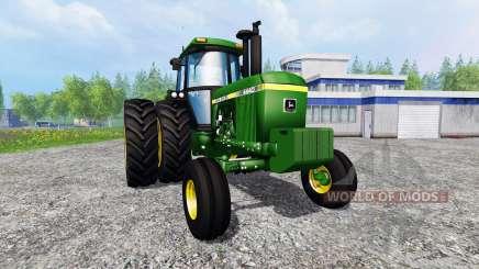 John Deere 4440 for Farming Simulator 2015