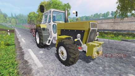 Updated traffic for Farming Simulator 2015