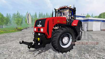 Belarus-3522 [twin wheels] v1.1 for Farming Simulator 2015