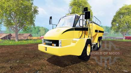 Caterpillar 725A [liquid manure] for Farming Simulator 2015