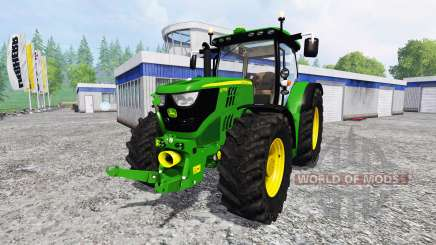 John Deere 6170R [fixed] for Farming Simulator 2015
