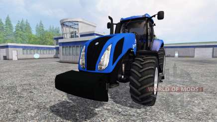 New Holland T8.270 for Farming Simulator 2015