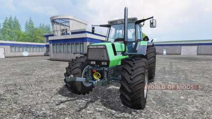 Deutz-Fahr AgroStar 6.61 v1.0 for Farming Simulator 2015