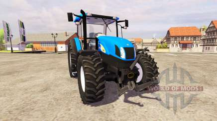 New Holland T6030 for Farming Simulator 2013
